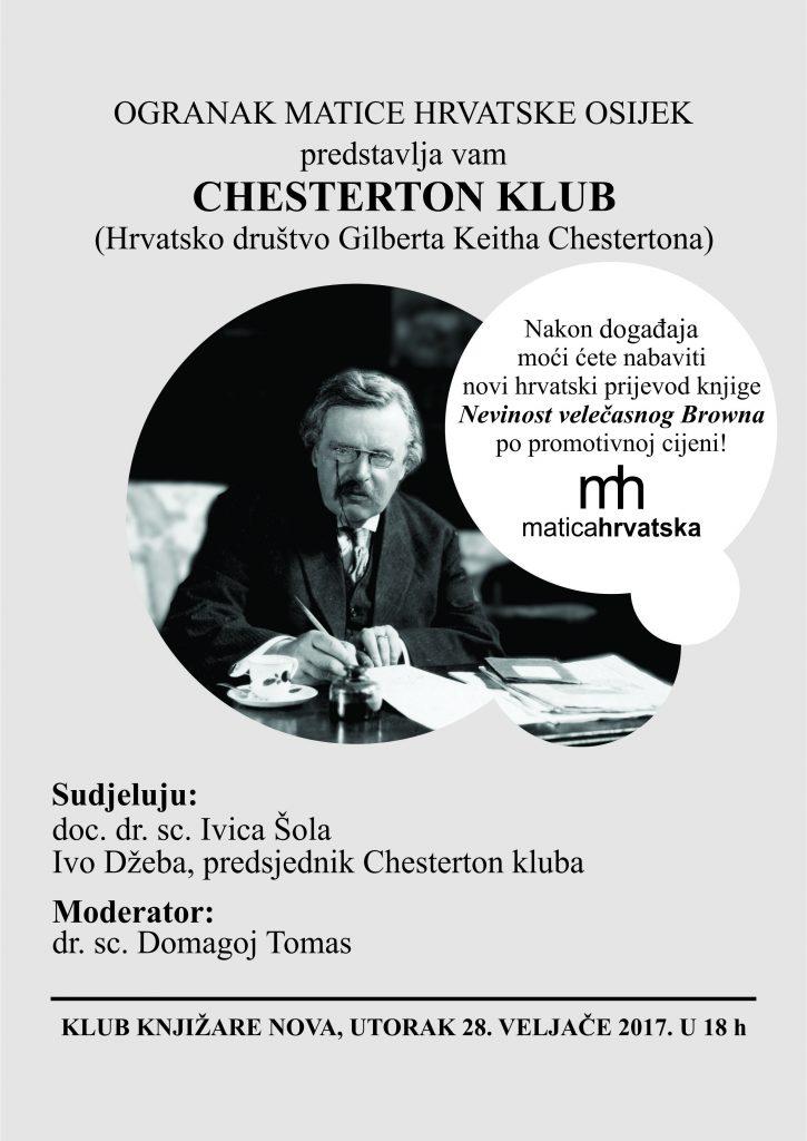 Chesterton klub