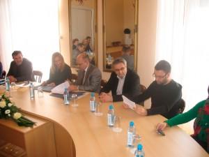 Potpis sporazuma s Odjelom za kulturologiju